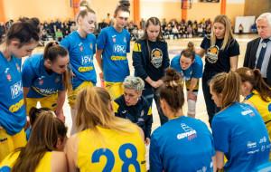 Koszykarki GTK Arki Gdynia dostały lekcję w pierwszych sparingach w Lublinie