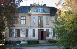 Dwór Ernsttal, kolejny zapomniany zabytek w Gdańsku