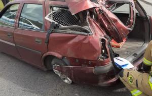 Pijani kierowcy sprawcami kolizji