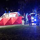 Śmiertelny wypadek z udziałem rowerzysty na Trakcie Konnym
