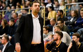 Trefl Sopot. Trener koszykarzy Marcin Stefański: Chcemy sukcesu w tym sezonie