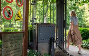 Ogrody przy parku Oliwskim ponownie otwarte