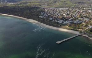 Podwodne zabezpieczenia ochronią brzeg w Orłowie