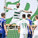 Lechia Gdańsk - Stal Mielec 4:2. Flavio Paixao golami uczcił 36. urodziny