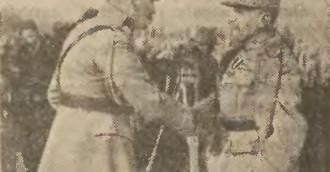 Barki z lisami, żołnierze i koniec sezonu. Taki był wrzesień 1935 r.