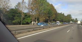 Śmiertelny wypadek na obwodnicy na Matarni