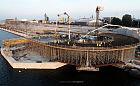 Port Gdynia. Rozbudowa ro-ro w planach i postępy prac przy terminalu promowym