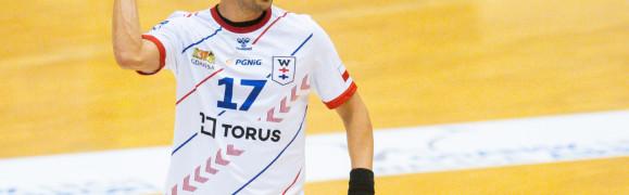 Sandra SPA Pogoń Szczecin - Torus Wybrzeże Gdańsk 27:26. Zmarnowany karny na punkt