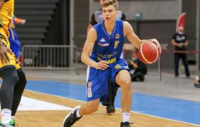 Michał Pluta został koszykarzem Asseco Arki Gdynia do końca sezonu