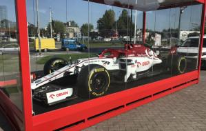 Bolid Alfa Romeo Racing Orlen przyjedzie do Gdańska