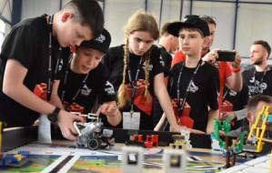 Dołącz do drużyny robotycznej LEGO