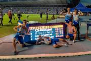 Lekkoatleci AZS AWFiS Gdańsk zdobyli najwięcej medali w mistrzostwach Polski U-18