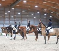 Hipodrom Sopot. Konie przenoszą się do hali. Mistrzostwa Polski w paraujeżdżeniu