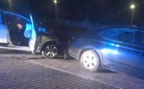 """Pijany 19-latek uciekał autem """"na..."""