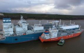 Pływający terminal gazowy. Podpisano porozumienie