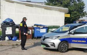 Straż Miejska kontroluje śmietniki. Posypały się mandaty
