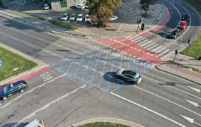 Niebieska kratownica na skrzyżowaniach. Czy tzw. blue boxy przyjęłyby się w Trójmieście?