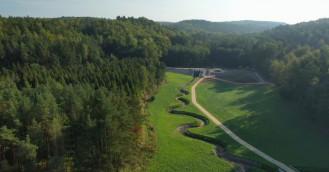 Rejon Potoku Wiczlińskiego będzie miejscem spacerowym