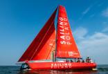 Sailing Poland wygrał wyścig z Ambersail 2 po 26 godzinach żeglugi