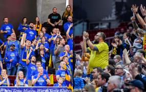 Domowe mecze koszykarzy Trefla Sopot i Asseco Arki Gdynia mogą łączyć kibiców