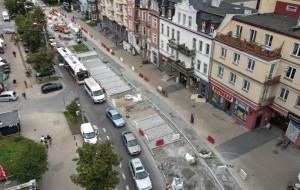 Remont Dmowskiego: zyskają kierowcy i rowerzyści, ale nie komunikacja