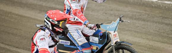 Rasmus Jensen pozostanie żużlowcem Zdunek Wybrzeża Gdańsk na sezon 2021