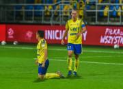 Arka Gdynia - GKS Tychy 0:2. Pierwsza porażka w sezonie 2020/21