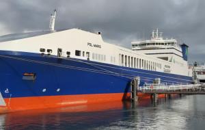 Polskie Linie Oceaniczne kupiły rorowiec