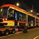 Pierwszy tramwaj Pesa z nowej dostawy już w Gdańsku