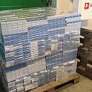 Firma z Gdyni próbowała przemycić 2,5 mln papierosów