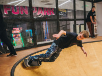 Nowy skatepark w Galerii Metropolia