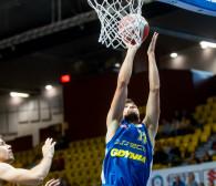 Asseco Arka Gdynia - King Szczecin 95:74. Drugie zwycięstwo koszykarzy z rzędu