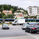 Mały Kack: najpierw buspasy, później przebudowa skrzyżowania