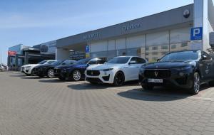 Najpierw salon Toyoty, a później... Maserati. Nowa inwestycja przy obwodnicy