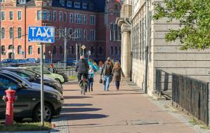 Hucisko: chodniki także dla rowerzystów
