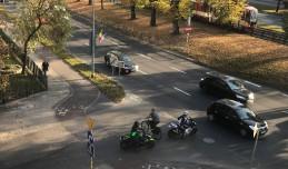 Czytelnik: rowerzyści również sprawcami kolizji na Piramowicza