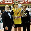 Sport Talent. Siatkarz Marcel Kapuściński marzy o grze we Włoszech