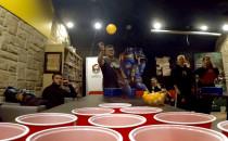 Piwny ping-pong w pubie Next LVL
