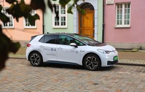 """ID.3 - nowy """"elektryk"""" od Volkswagena"""