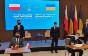 Port Gdańsk zacieśnia współpracę z portami Ukrainy