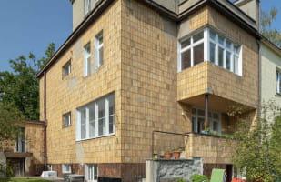 Gdynia: remont willi, która ma ceramiczną elewację
