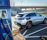 Za darmo przetestuj elektryczne Mercedesy