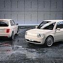 Tak wygląda Fiat 126 na miarę XXI wieku