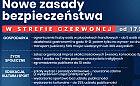 Strefy czerwone - nowe zasady bezpieczeństwa od 17 października