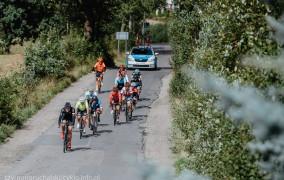 W weekend wyścigi kolarzy szosowych i górskich
