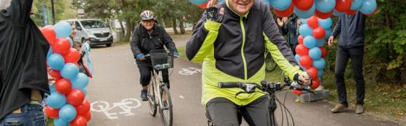 Nowe liczniki rowerowe w Gdańsku. Milion rowerzystów w pasie nadmorskim