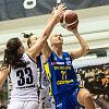 Energa Basket Liga Kobiet. VBW Arka Gdynia - CTL Zagłębie Sosnowiec 92:71