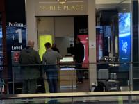 Włamanie do sklepu w Galerii Bałtyckiej