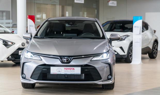 Czas wyprzedaży w salonach Toyota Walder