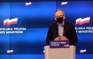 Minister zdrowia: spodziewamy się 15-20 tys. zakażeń dziennie